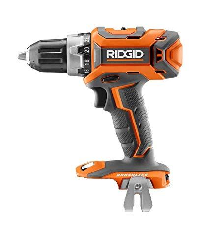 Ridgid R860054 GEN5X 18 Volt Lithium-Ion Brushless Cordless 1 2 inch 2-Speed Drill Driver Bulk Packaged