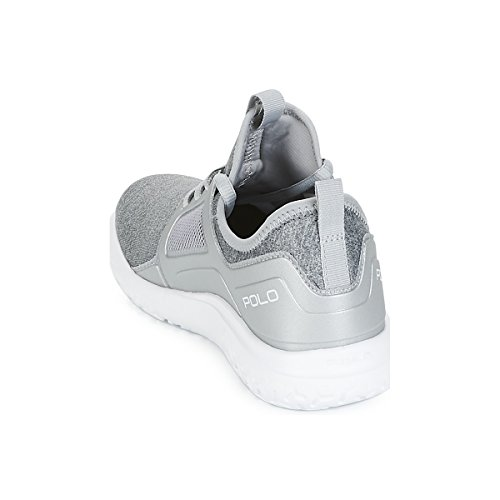 Baskets Gris Lauren Ralph Femme Train Polo Mode Sport 150 WnAaWUc