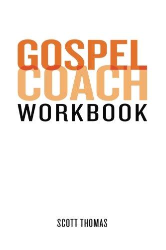 Download Gospel Coach Workbook: Certification Training pdf