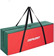 OSPUORT Giant 4 in a Row Connect Game Carry and Storage Bag, Store Jumbo Connect Four Game Jumbo 4-to-Score Ca