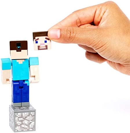 Minecraft GCC13 - Minecraft Comic Maker Steve Actionfigur