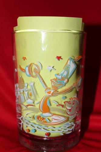 Walt Disney World Remember The Magic 25 Year Anniversary Typhoon Lagoon Glass (Typhoon Lagoon)