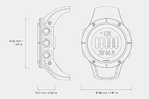 Amazon.com: Suunto Spartan Trainer Wrist HR Multisport GPS Watch (Amber): GPS & Navigation