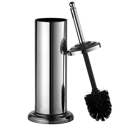 AMG and Enchante Accessories, Toilet Brush and Holder, TB111A CHR, Chrome