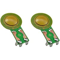 SS Audio Diaphragm 2-Pack For Cerwin Vega Speaker Horn H25, H025, N30, H027, V15, V30, V43, SW-12, SM 15, PD18, and many others