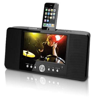 Mustek Video Docking Station for iPod (Black) from Mustek