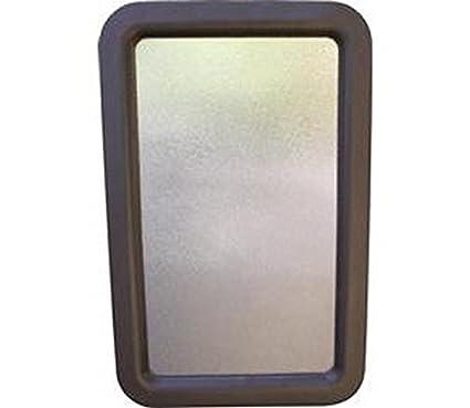 RV Trailer VALTERRA LLC Replacement For RV Entry Door Window Glass 41
