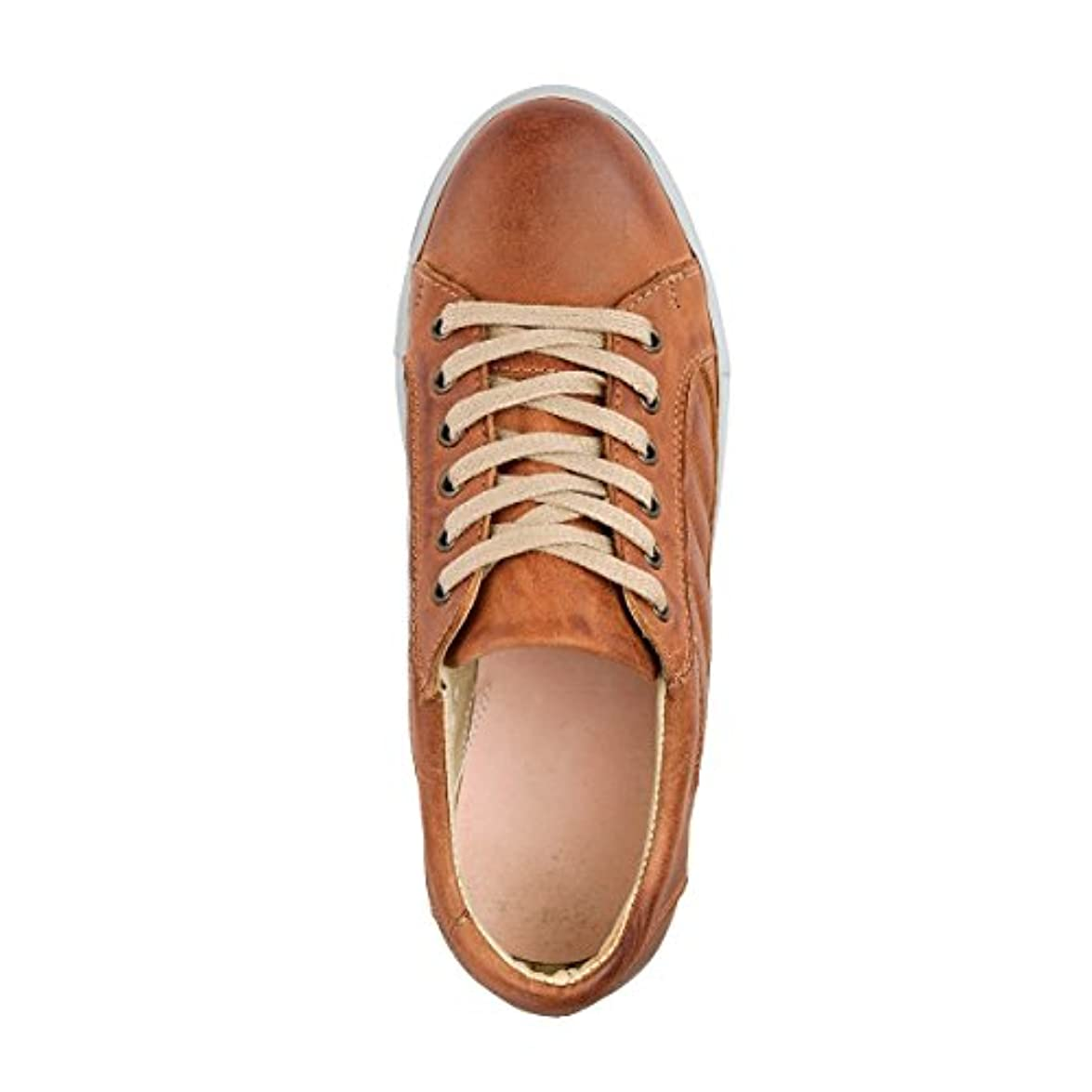 Travelin'nice Leather Low - A Collo Basso Donna