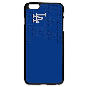 Los Angeles Dodgers Scratch Case Cover For IPhone 6 Plus (5.5 Inch) - Summer Shell
