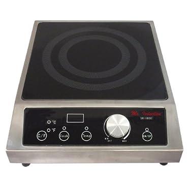 Mr. Induction SR-182C 1800-Watt Countertop Commercial Range