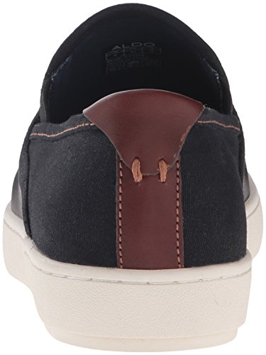 Aldo Frama Men Sneaker Leather Fashion Black 5rxAr7Yq6w