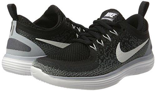 black 2 white Nike Distance cool Running dark De Zapatillas Free Para Run Mujer Multicolor Grey Grey PPvnfwqTtr