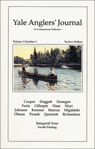 Yale Anglers' Journal