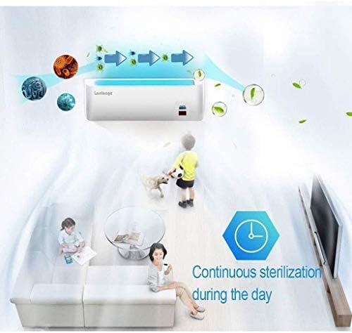 Xiao duu Escuela de desinfección Herramienta Hotel, 16W UV desinfección con luz Purificador de Aire (Size : Single Tube): Amazon.es: Hogar