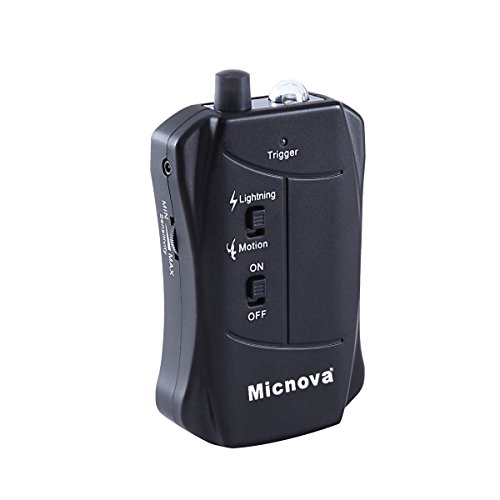 Micnova LC03C Lightning & Motion Sensor Trigger For Canon DSLR cameras ''perfect for photographing wildlife or for security purposes '' by Micnova