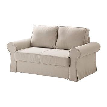 Ikea Backabro Couverture Canapé Lit 2 Places Amazon Fr