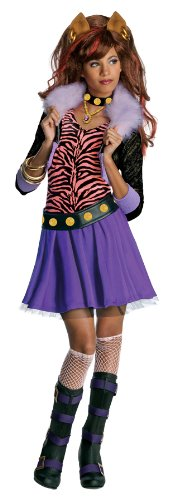 Clawdeen Wolf Child Costume (Large) ()