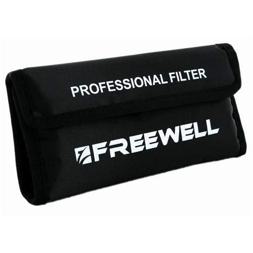 Freewell Kit de Filtro ND Incluye Filtro ND4, ND8, ND16 y ND32 (Paquete de 4) Compatible con cámara GoPro Hero7 Black, Hero5 & Hero6 Black: Amazon.es: ...