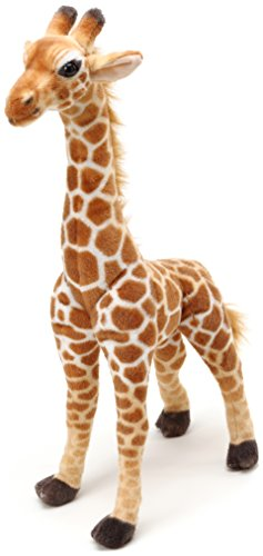 Plush Standing Giraffe - VIAHART Jocelyn The Giraffe | 23 Inch Tall Stuffed Animal Plush | by Tiger Tale Toys