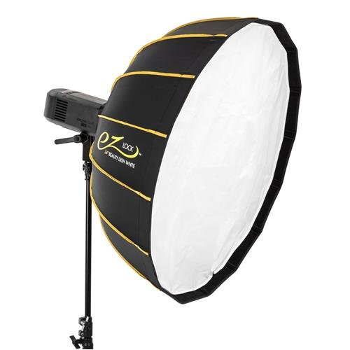 Glow EZ Lock Collapsible White Beauty Dish (34'') by Glow (Image #2)