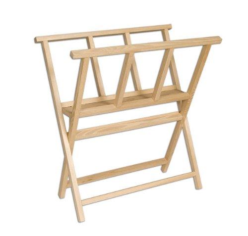 poster rack flip