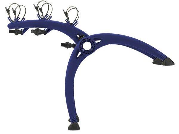 Saris Bones 801B 3-Bike Trunk Mount Rack (Blue)