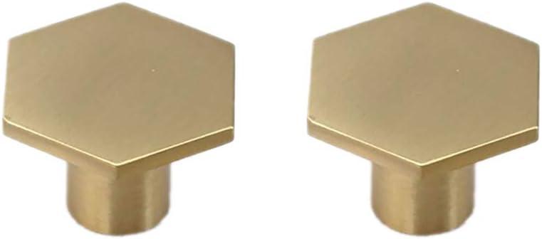 21mm Golden BIGBOBA 2 St/ück Einfach Mini Kupfer Behandeln T/ür Kabinett Schublade Behandeln Zubeh/ör Kleiderschrank Kabinett Legierung Behandeln Behandeln Dekoration 17