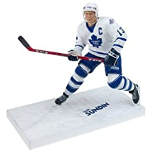 McFarlane NHL Series 9 Action Figure: Mats Sundin 2 Toronto Maple Leafs (Regular White Jersey)