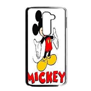 LG G2 Phone Case Cover Mickey and Minne M6371