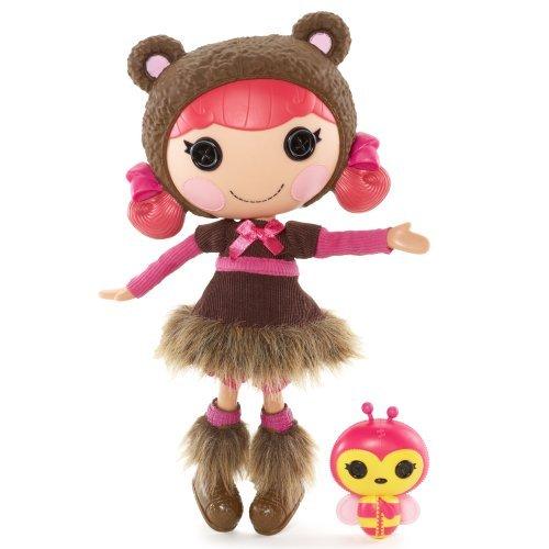 輸入ララループシー人形ドール Lalaloopsy Doll - Teddy Doll Honey Pots Teddy [並行輸入品] - B01GFJTRJO, 安い割引:c9a27352 --- arvoreazul.com.br