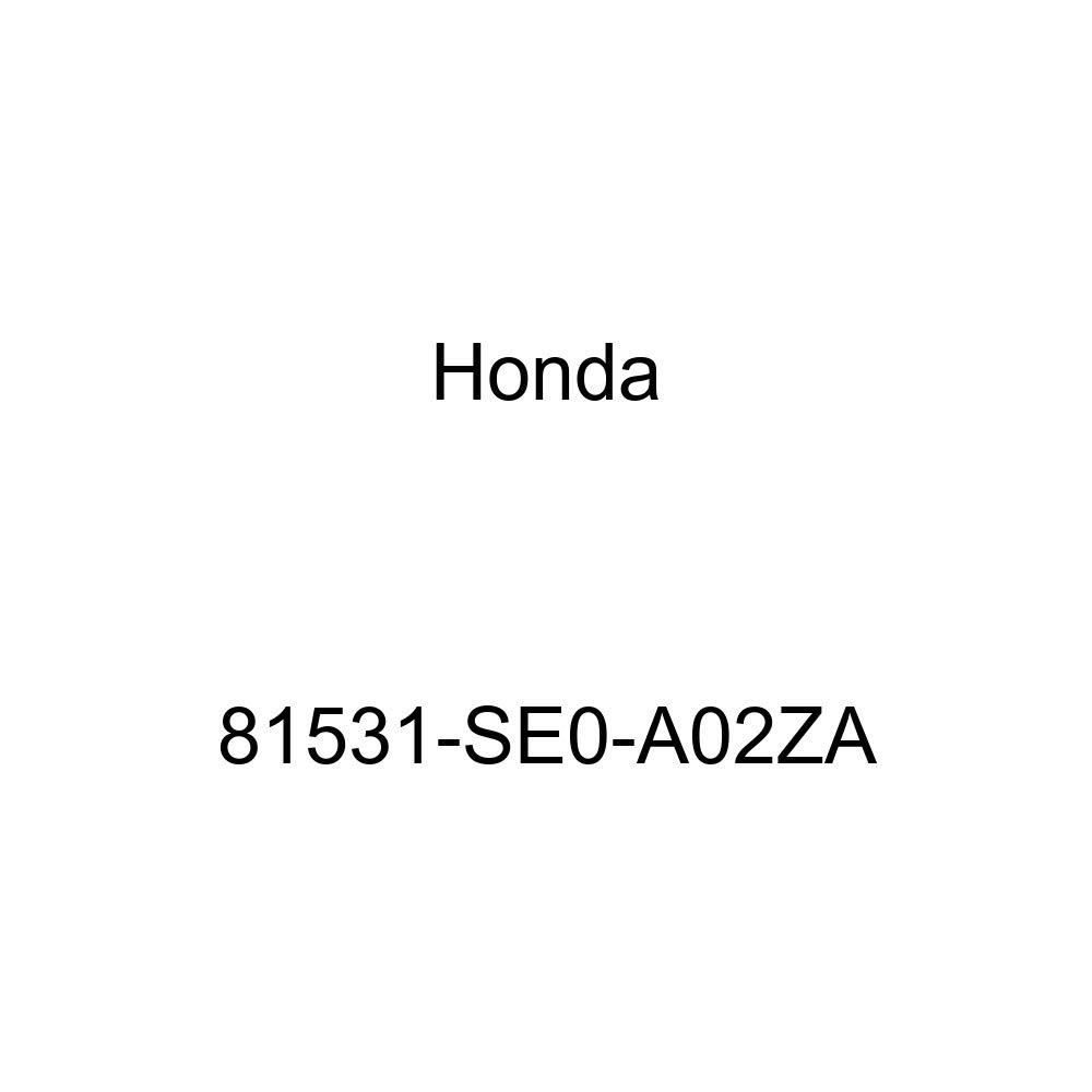 Left Front Honda Genuine 81531-SE0-A02ZA Seat Cushion Trim Cover