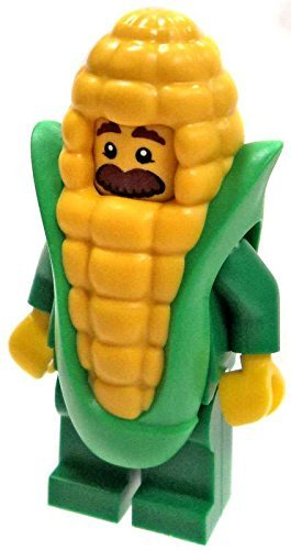 LEGO Collectible Minifigure Series 17 - Corn Cob Guy (71018)