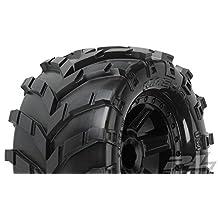 Proline 119213 Masher 2.8 All Terrain Tires Mounted on Desperado Rear Wheels (2)