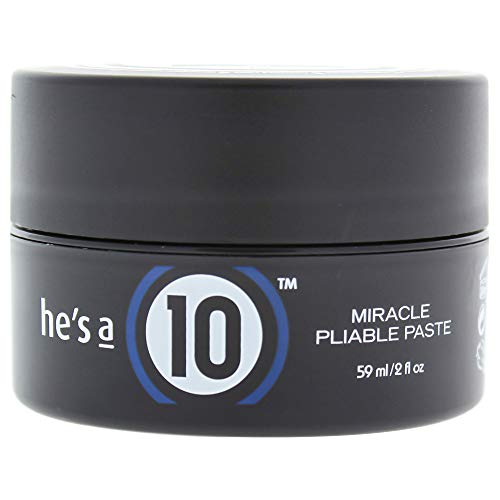 (It's a 10 Haircare He's A Miracle Pliable Paste, 2 fl. oz.)
