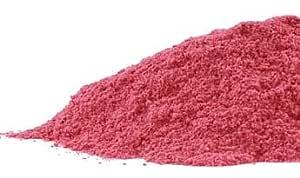 Cranberry Powder Organic, 1 Oz. Bag