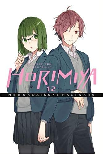 horimiya  Horimiya, Vol. 12: HERO, Daisuke Hagiwara: 9781975329228:  ...