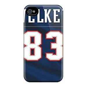 High Quality New England Patriots For Iphone 4/4S Case Cover / Case