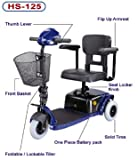 CTM Hs-125 Hs125 3-wheel Scooter Brand New & Affordable