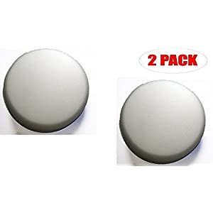 Porter Cable 7424XP Polisher Replacement Buffer Pad (2 Pack) # 891111-2pk by PORTER-CABLE