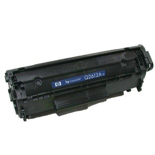 HP Q2612A MICR Laser Toner Cartridge