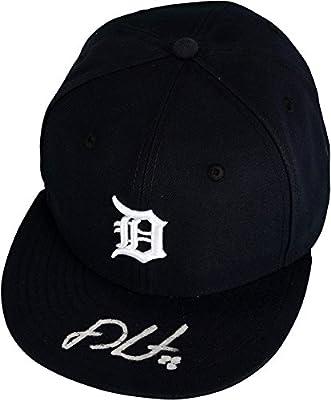 J.D. Martinez Detroit Tigers Autographed New Era Cap - Fanatics Authentic Certified - Autographed Hats