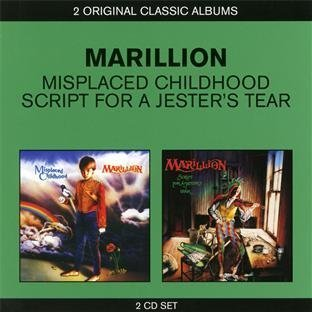 Marillion - Misplaced Childhood / Script For A Jester