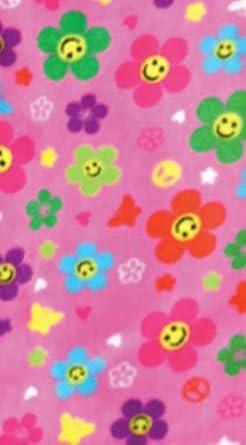 820-HSPBBl iscream Big Girls Premium Plush Fleece Pants Boho Bliss Collection The Mines Press Inc