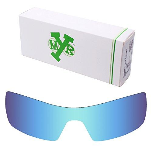 Mryok UV400 Replacement Lenses for Oakley Oil Rig - Ice - Lens Oil Rig