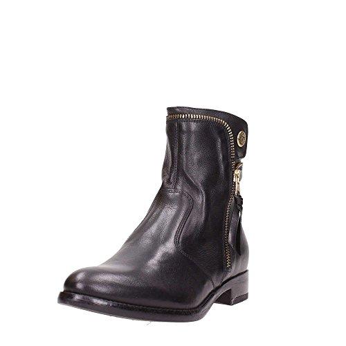 A719435D Noir Nero Bottines Giardini Femme pqxUw7X5Y