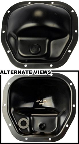 APDTY 708819 Rear Differential Cover Fits 1999-2004 Jeep Grand Cherokee With Dana 44 Rear Axle Only (Replaces 5012842AA) ()