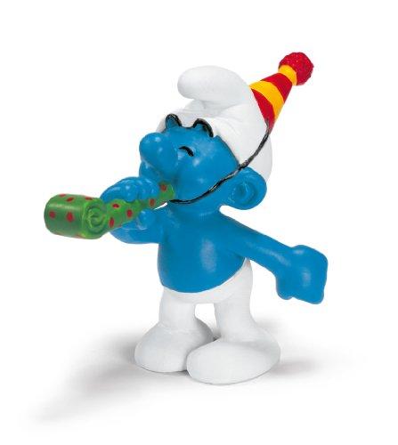 Schleich The Smurfs Mini Figure Party (Smurfs Party Ideas)