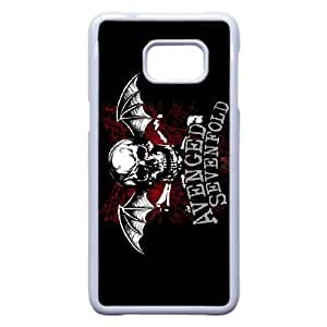 Avenged Sevenfold For Samsung Galaxy Note 5 Edge Cell Phone Case White BTRY03090
