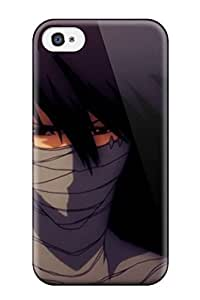 Hot Hot Design Premium Tpu Case Cover Iphone 4/4s Protection Case(bleach)