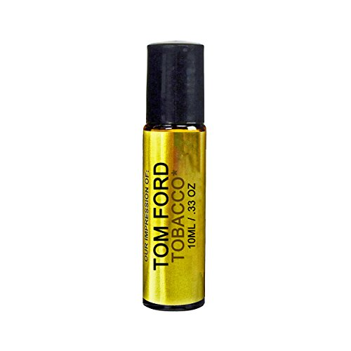 - Perfume Studio IMPRESSION Perfume Oil; SIMILAR Fragrance Accords to *{TF TOBACCO}* Women Parfum - 100% Pure Undiluted, No Alcohol Premium Oil (Perfume Oil VERSION/TYPE; Not Original Brand)